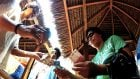 Buying Magic Mushrooms in Gili Trawagan, Bali, Indonesia /// Vinjatek