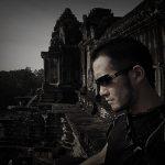 Angkor Wat Temple in SIem Reap, Cambodia - VINJABOND