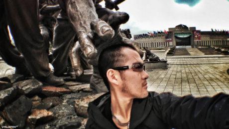 The War Memorial Museum in Seoul The War Memorial Museum in Seoul /// Vinjatek