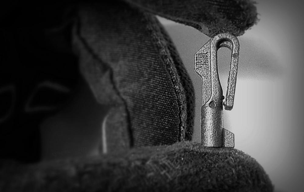 Tiny Inconspicuous Handcuff Key / TIHK - Vagabonding Vinjabond
