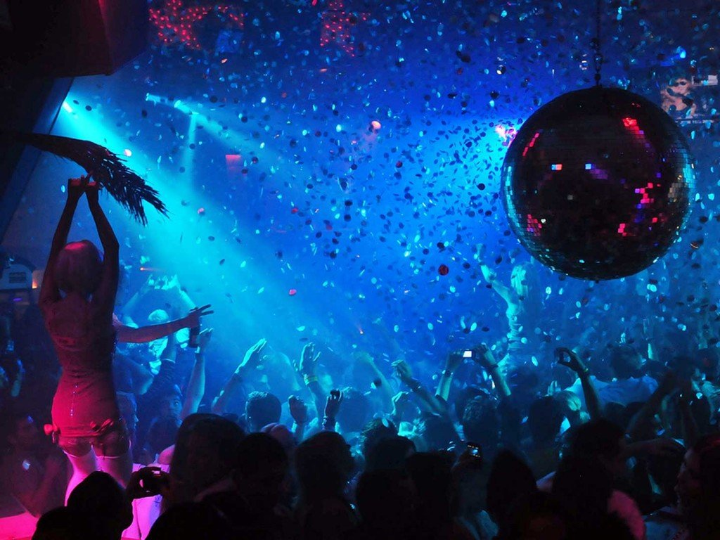 - Sound Factory, New Years Eve Party -