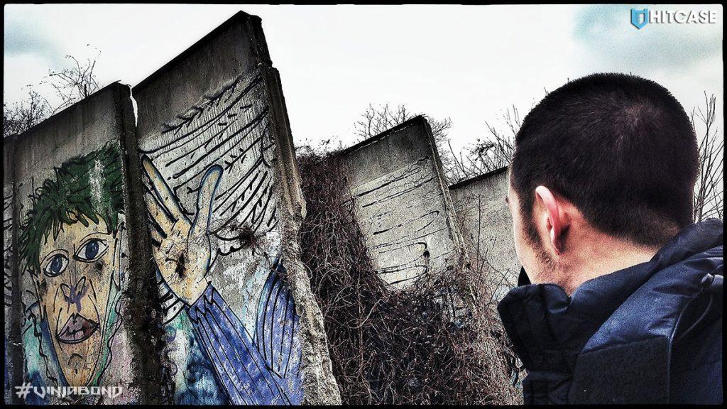 Berlin Wall, Germany ///