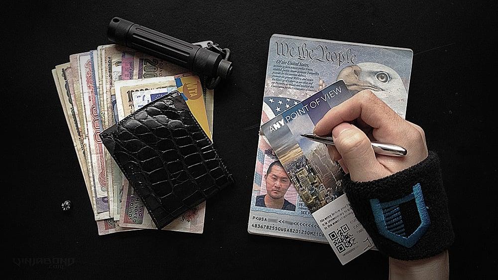 Passport, Wallet - Travel Planning Guide - VINJABOND
