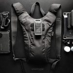 Vagabonding Minimal Daypack EDC Kit