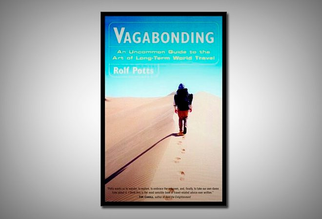 Vagabonding Book and PDF - VINJABOND