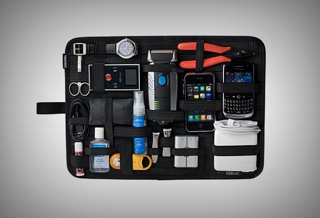 Grid-It Organizer - Vagabonding Travel Gear - VINJABOND