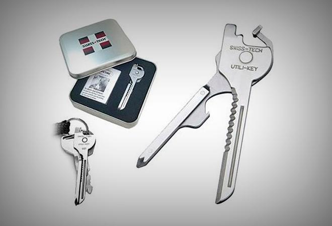 Utili-Key Multi-Tool - Vagabonding Gear - VINJABOND