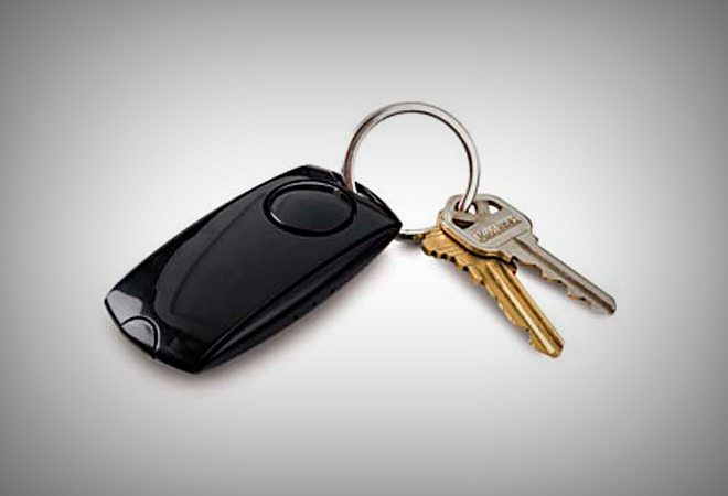Mini Personal Alarm - Vagabonding Travel Gear - VINJABOND
