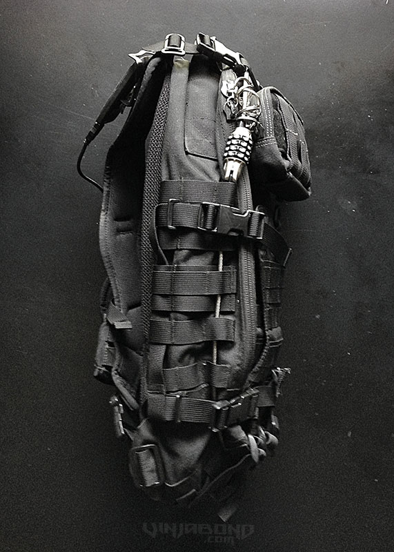 - FAST Pack Litespeed Backpack / Side -