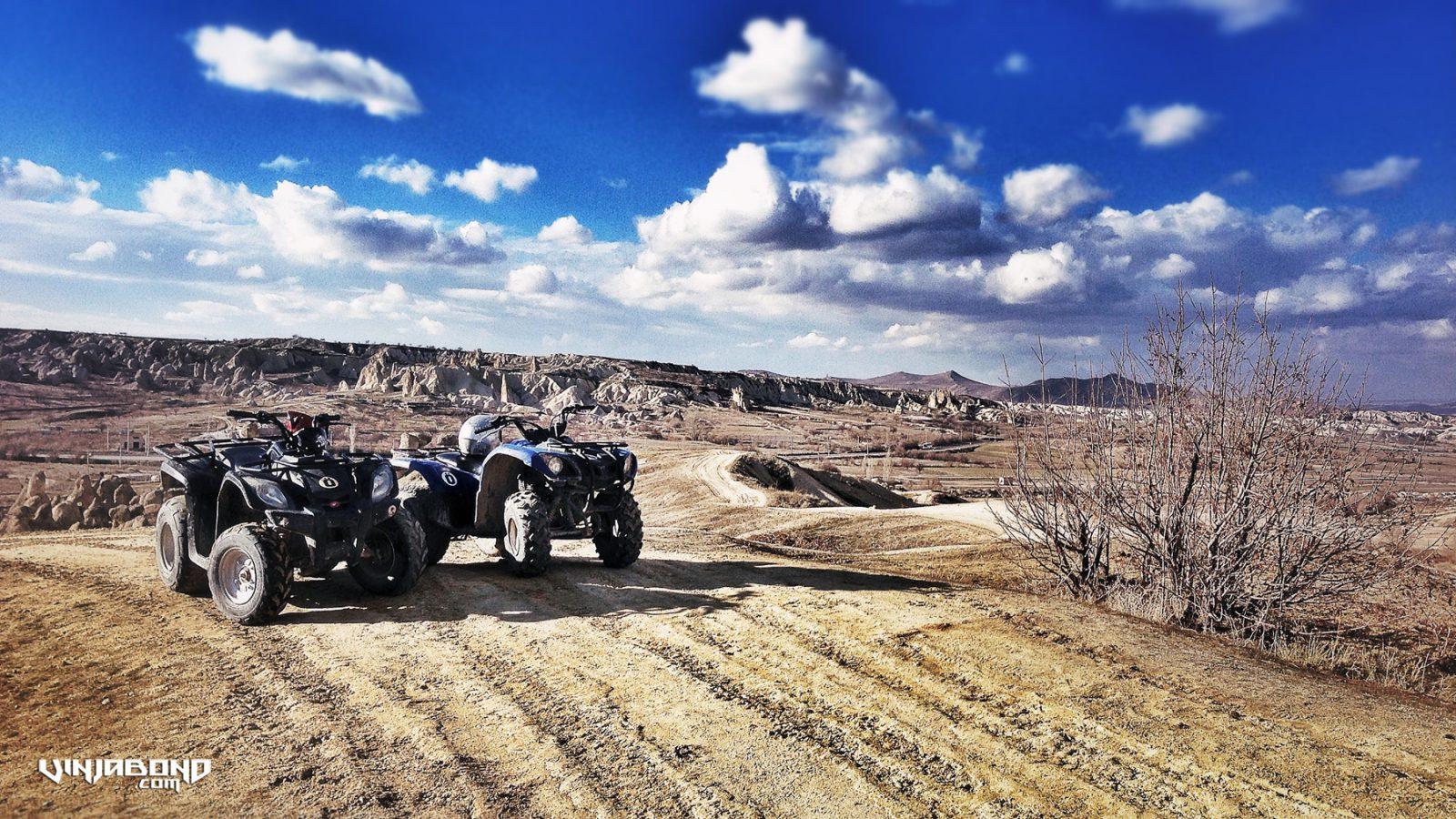 - Our ATV 4x4's Rentals in Cappadocia - VINJABOND