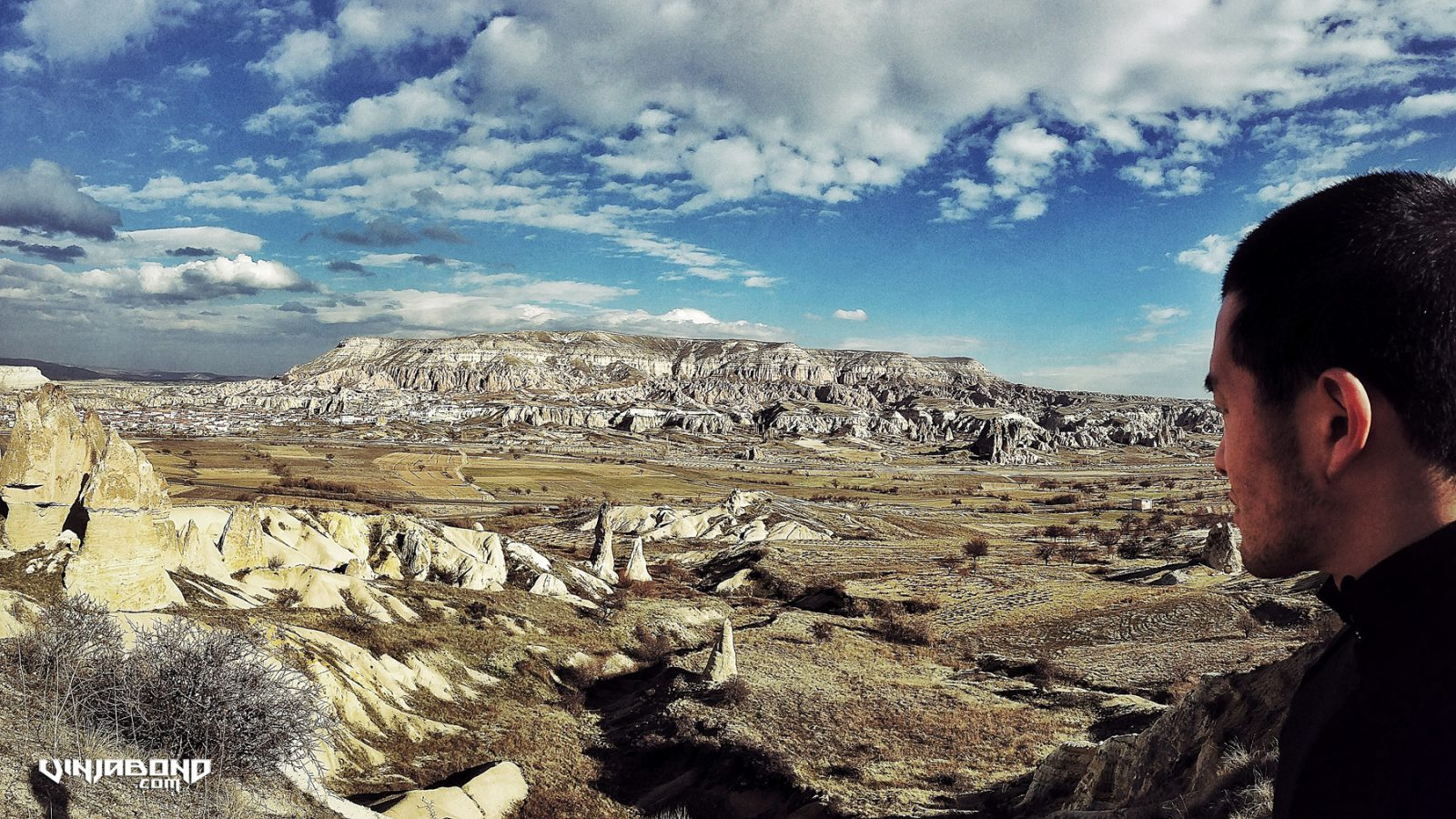 - ATV'ing on Top of a Valley in Cappadocia -