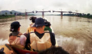 Thailand / Laos Border on The Mekong River // Vinjatek