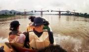 Thailand / Laos Border on The Mekong River // Vinjatek