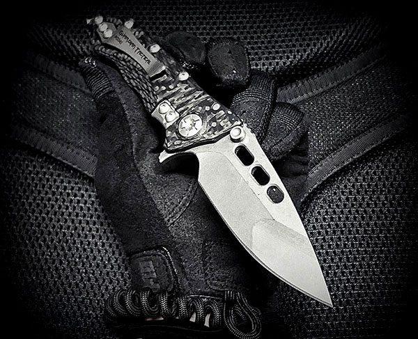 HELIX NANO KNIFE /// VINJABOND