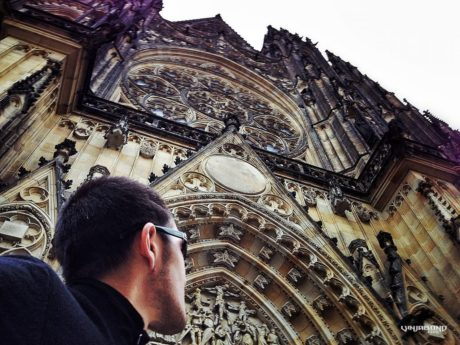 Prague Castle in Czech Republic - VINJABOND