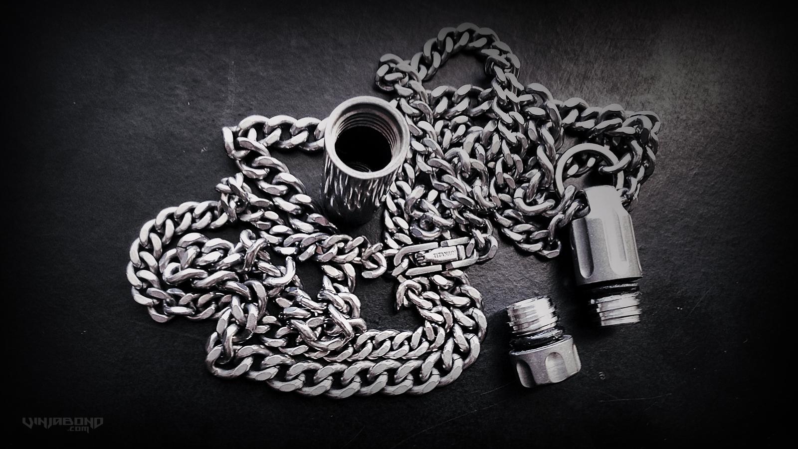 Covert EDC SERE Necklace - VINJABOND