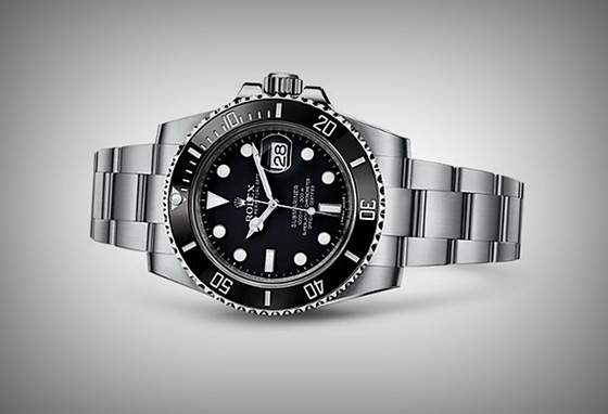 Rolex Submariner Date Watch /// VINJABOND
