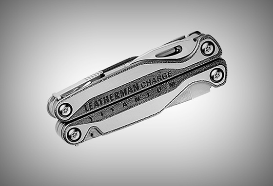Leatherman Charge TTi /// VINJABOND