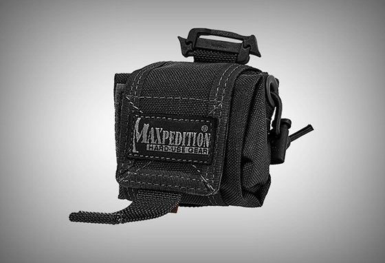 Maxpedition Rollypoly Pouch /// VINJABOND
