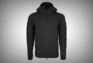 Stealth Hoodie LT Jacket /// VINJABOND