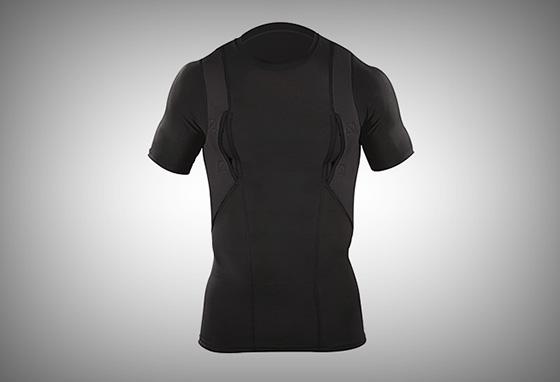 Tactical Holster Shirt /// VINJABOND