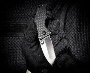 RECON 1 MICRO KNIFE /// VINJABOND