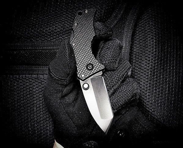 RECON 1 MICRO KNIFE /// VINJABOND