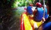 River Rafting in Ubud of Bali, Indonesia // Vinjatek