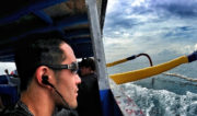 Bali Ferry to Nusa Lembongan Island, Indonesia /// Vinjatek