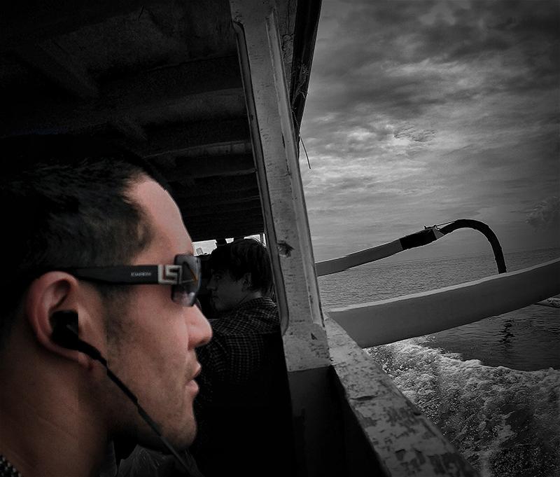 Bali Ferry to Nusa Lembongan Island // VINJABOND