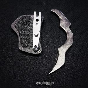 Stealth Response Knife - Vagabonding EDC