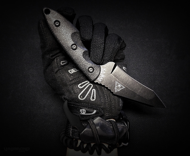 Ka-Bar Hell Fire Knife // VINJABOND