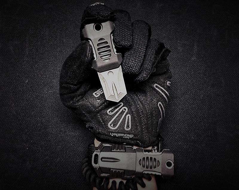 S&S Pocket Shiv Knife // VINJABOND