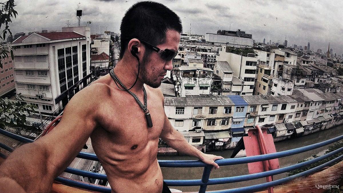 A Day in The Life of a Vagabond: Bangkok /// Vinjatek