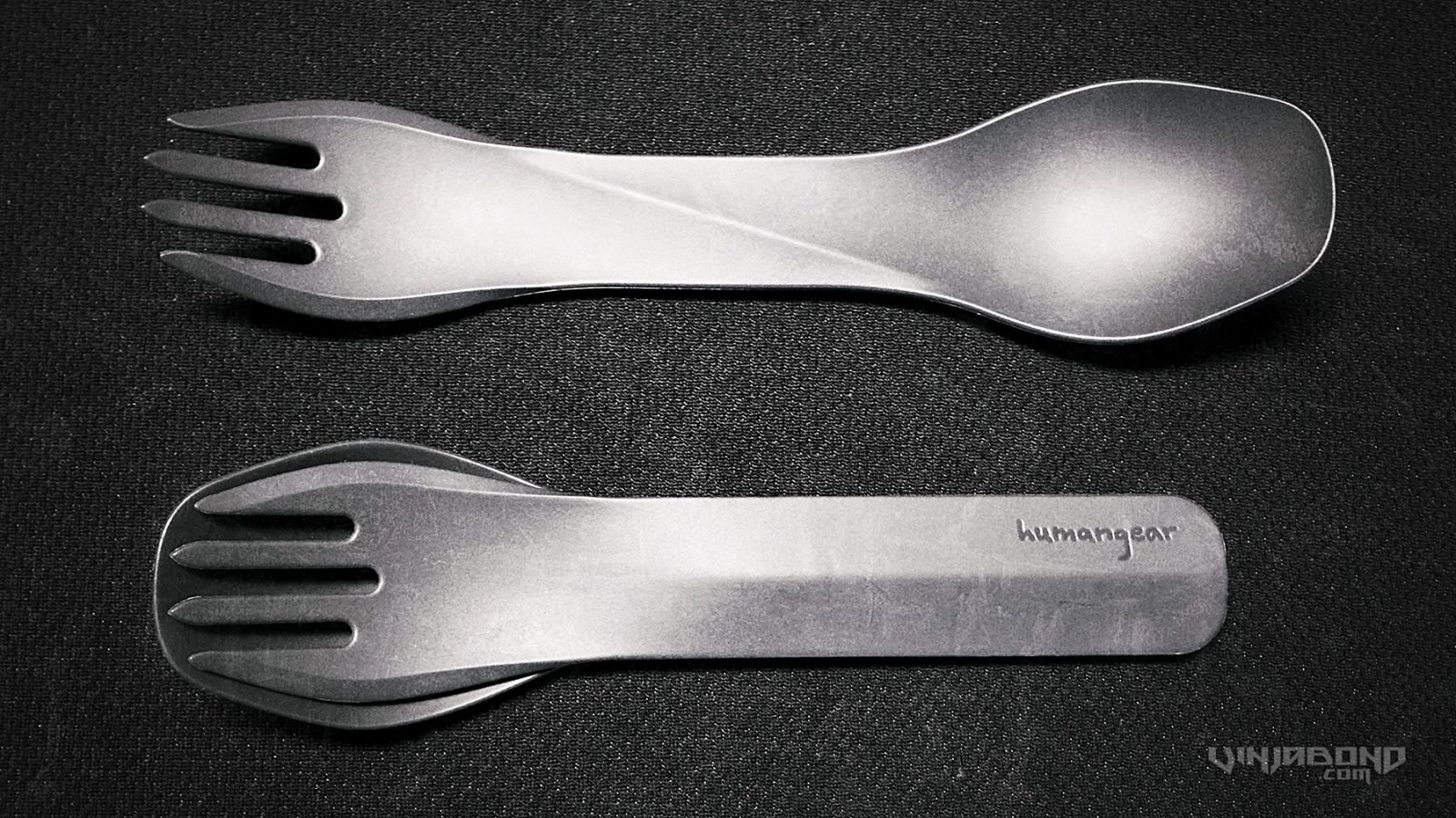 Humangear GoBites Uno and Duo Spork