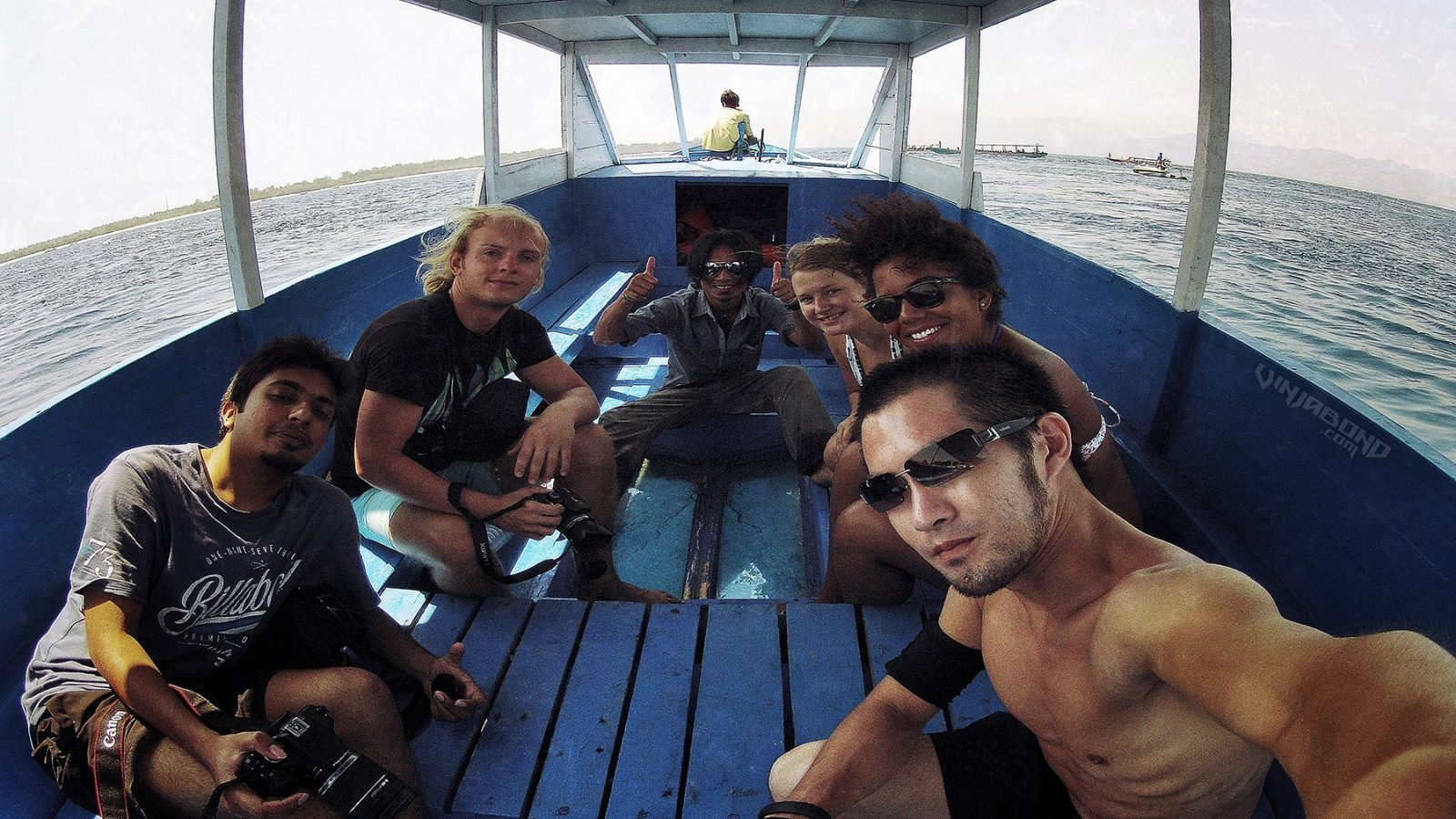 Island Hopping The Gili Islands in Indonesia // VAGABONDING