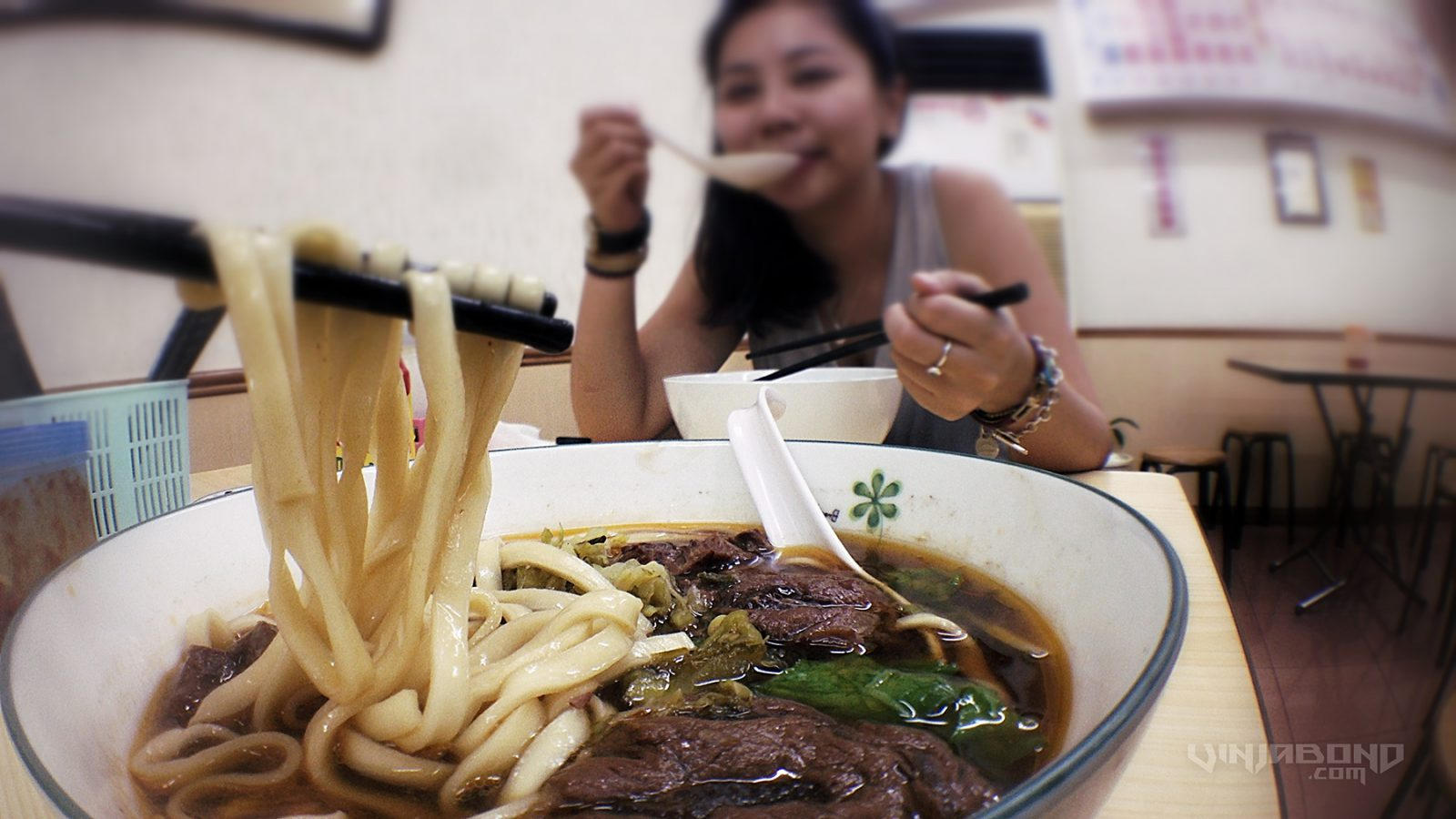 Prized Beef Noodles in Taipei // VAGABONDING