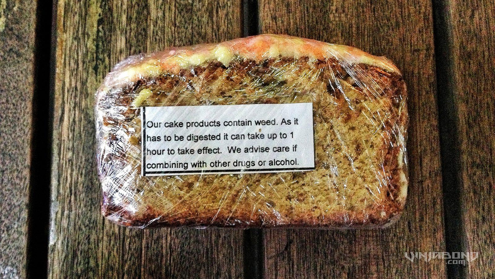 - Legal Marijuana Cakes in Amsterdam -
