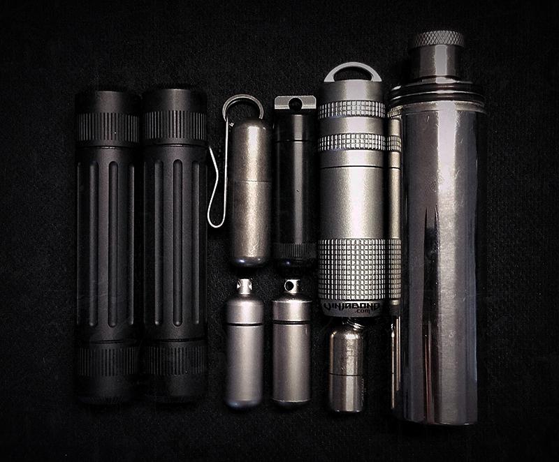 - Everyday Carry EDC Capsules -
