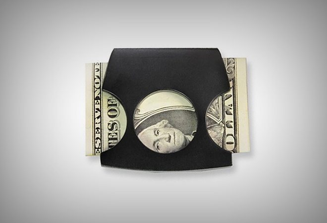 Knucks Money Clip - Vagabonding Travel Gear - VINJABOND
