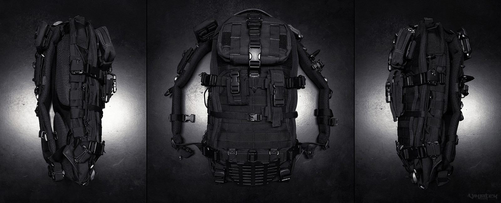 Triple Aught Design FAST Pack Litespeed Reengineered /// Vinjatek