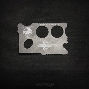 EDC KIT - MICROTECH ASSAILANT CARD