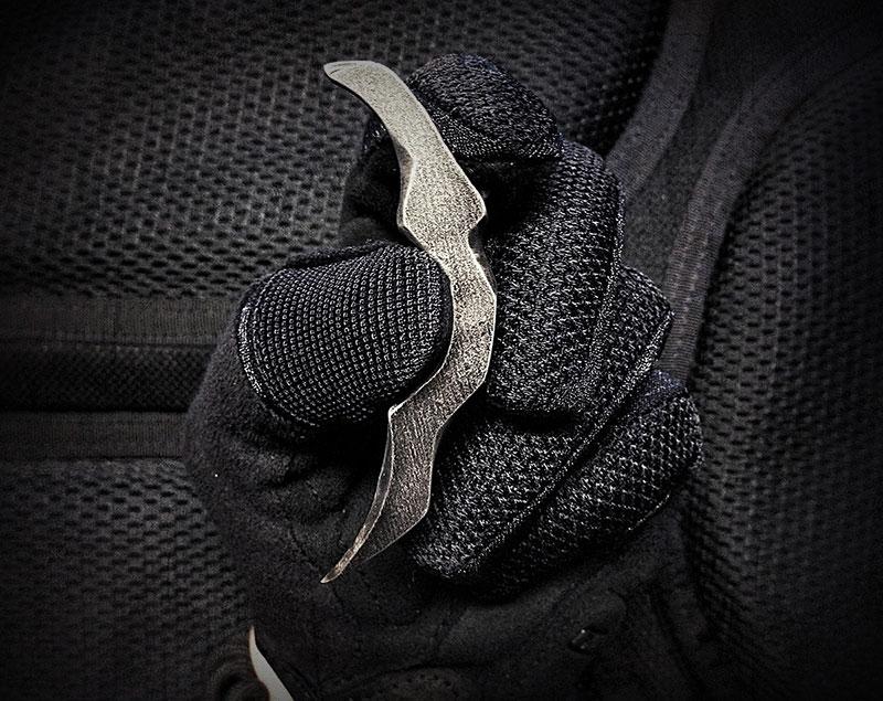Stealth/Covert Response Knife /// VINJABOND