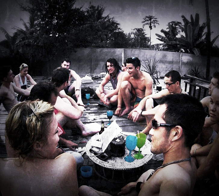 The Hostel Life /// VINJABOND