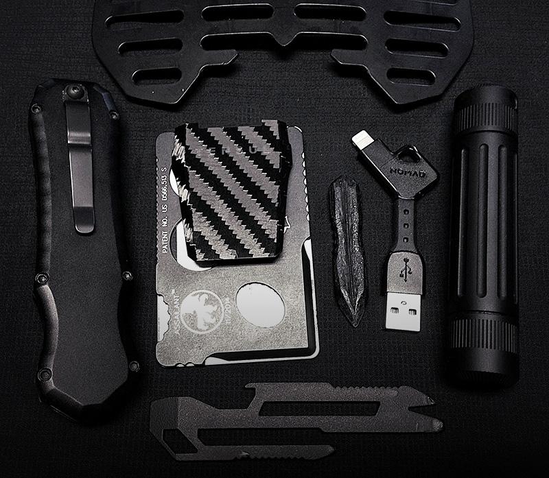 Everyday Carry Gear + Kit /// VINJABOND