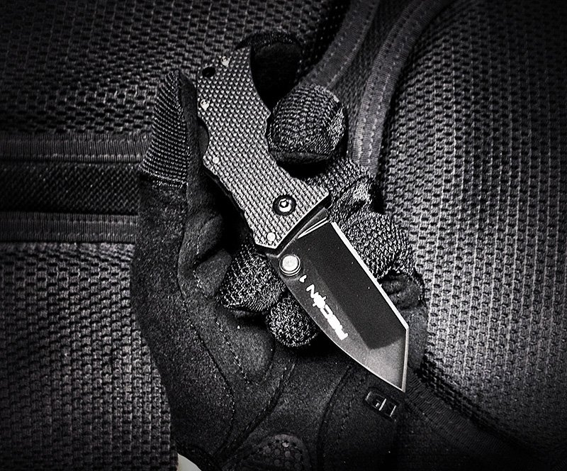 Cold Steel Micro Recon 1 Knife /// Vinjabond