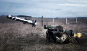 - Firing a FGM-148 Javelin Missile -