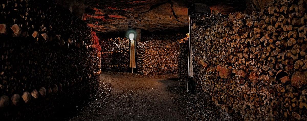 - The Catacombs of Paris Tour -