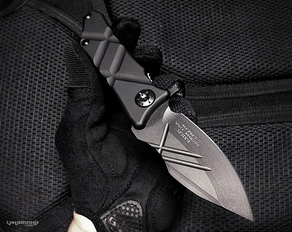 Guardian Tactical Exilis Knife /// Vinjabond