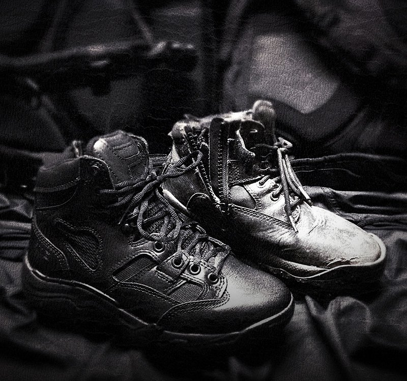 511 Tactical Boots /// Vinjabond